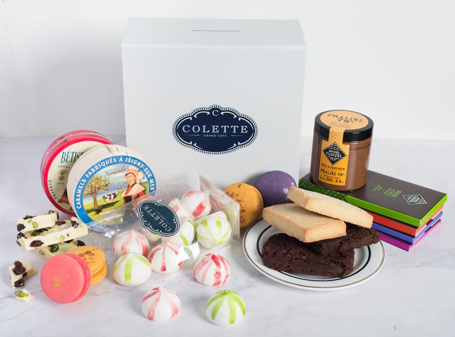 1. Colette Sweet Set, $100