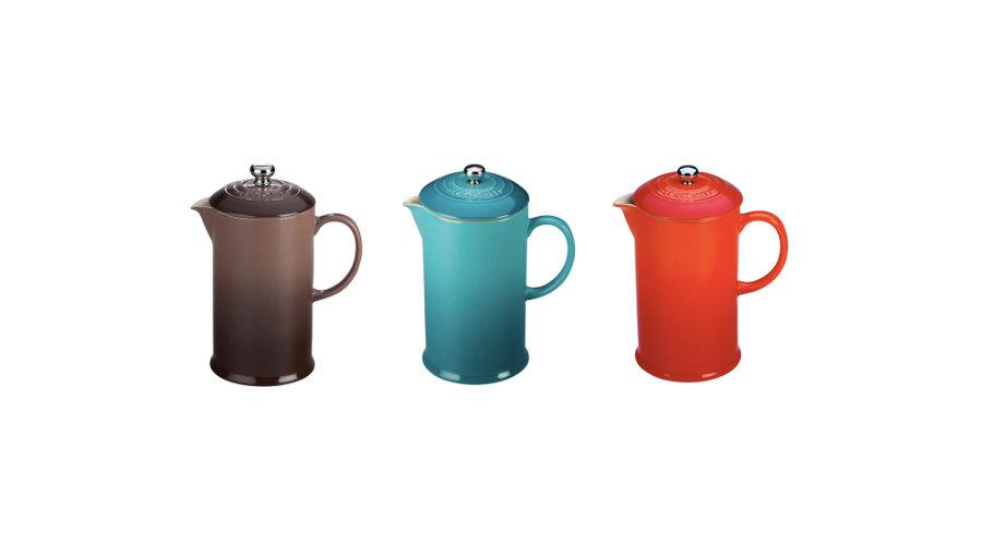 5. Le Creuset French Press, $100,