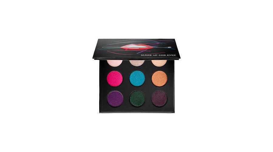 1. Makeup Forever Artist Palette Volume 2 – Artistic, $49
