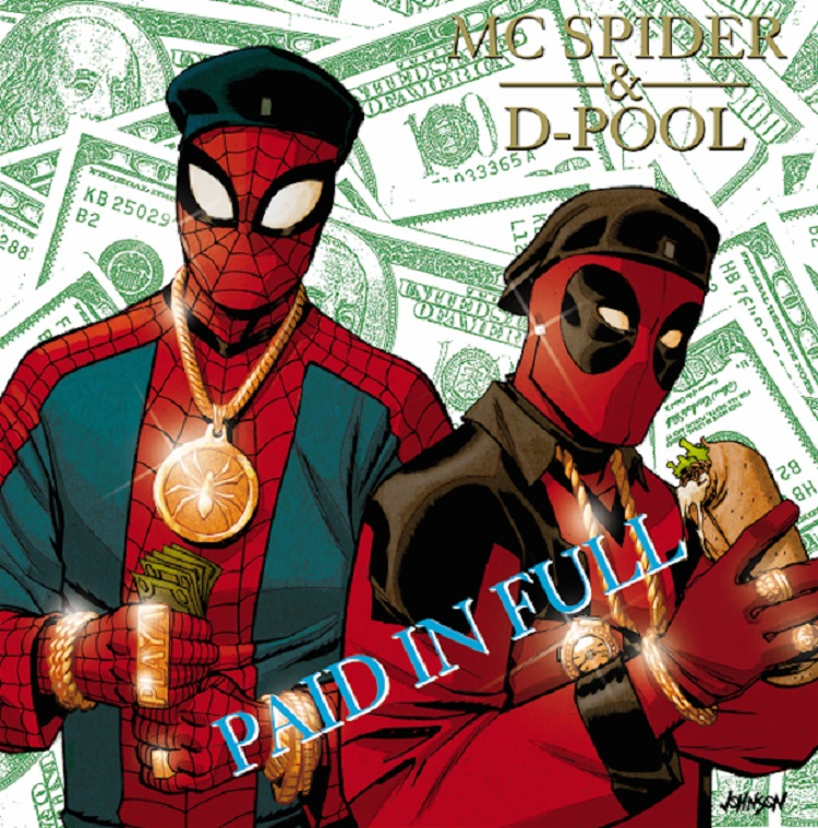 Marvel Set To Release Free Comic Book of Marvel Hip Hop Albums-2