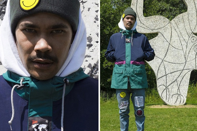Patta x Stussy Fall Winter 2015 Collection-5
