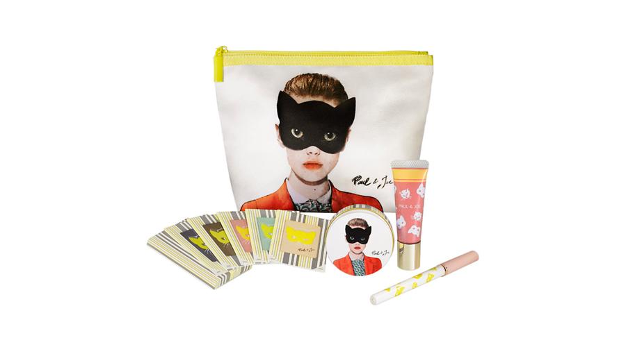 Paul + Joe Limited Edition Le Bal Masque Makeup Collection