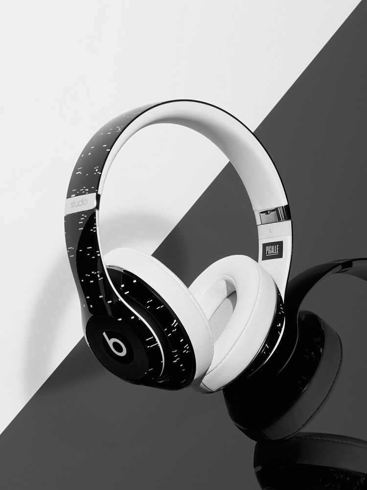 pigalle x beats by dre release limited edition studio. Black Bedroom Furniture Sets. Home Design Ideas