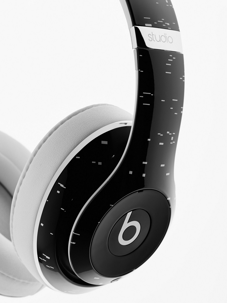 Pigalle x Beats by Dre Release Limited Edition Studio Wireless Headphones-6