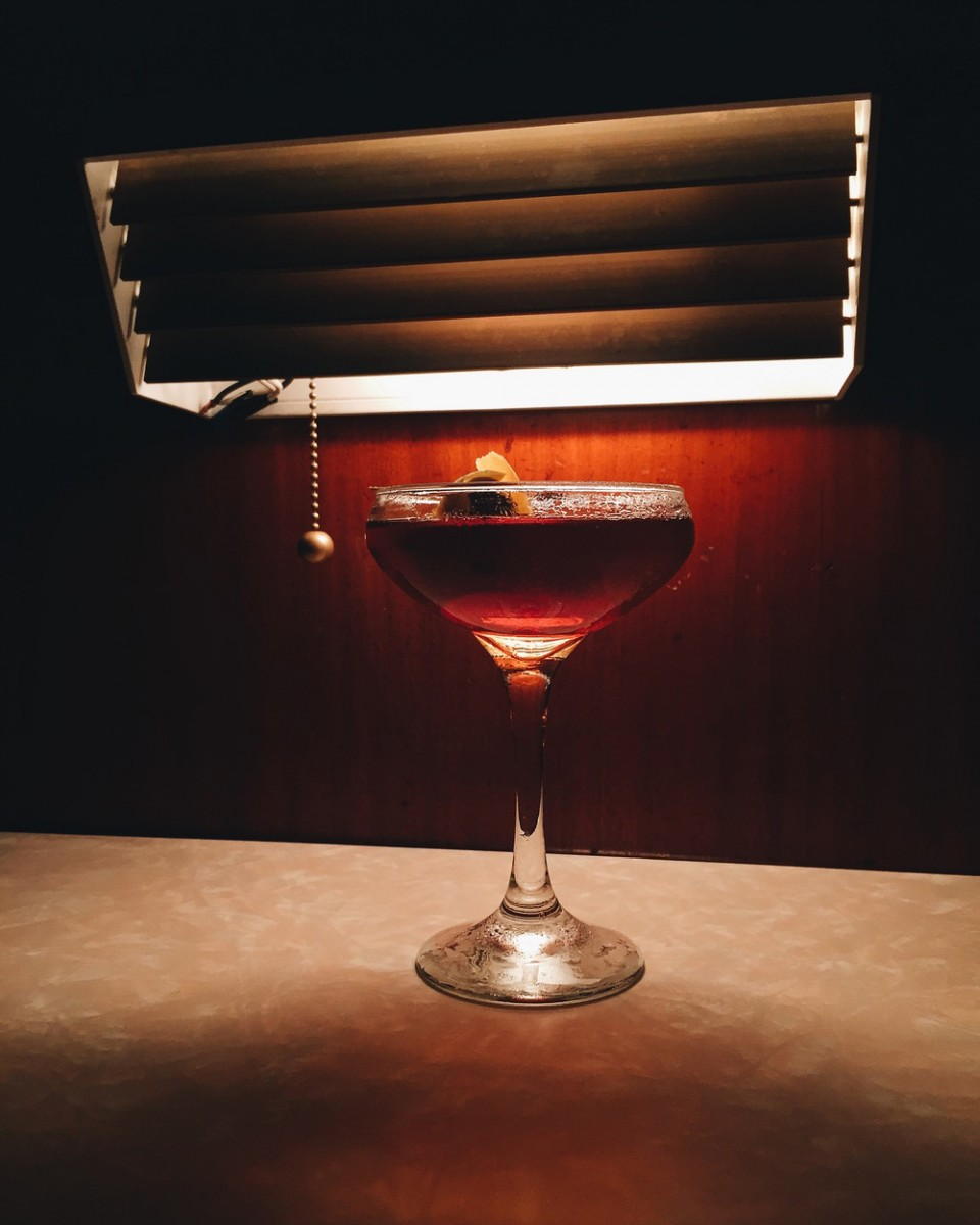 The Manhattan Cocktail Hour