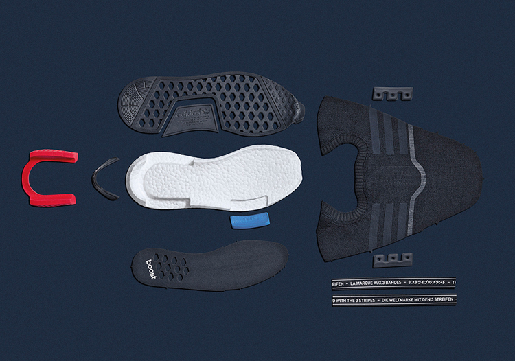 adidas originals presents nmd-2
