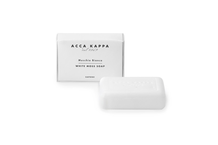 Acca Kappa White Moss Bar Soap
