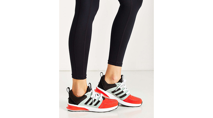 Adidas Leather SL Loop Running Sneaker, $89