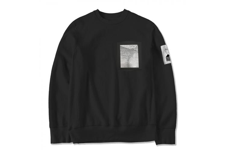 Brain Dead x Dover Street Market 2016 sweater-1