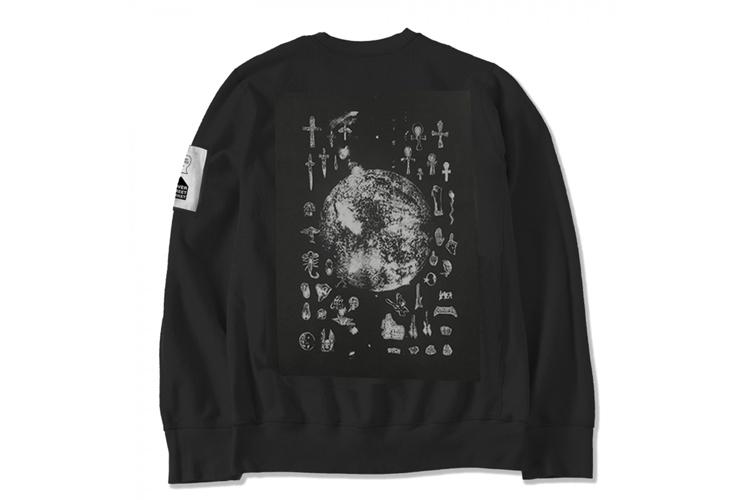 Brain Dead x Dover Street Market 2016 sweater-2