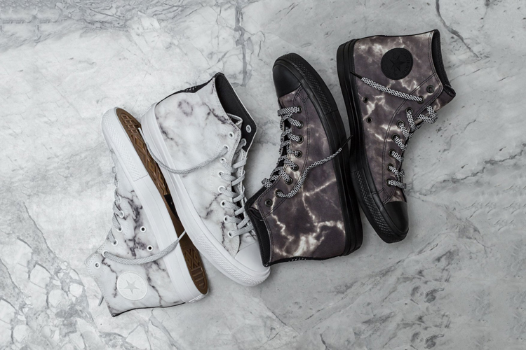 Converse Share's the Chuck Taylor All Star II