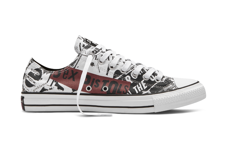 Converse Chuck Taylor All Star Sex Pistols-5