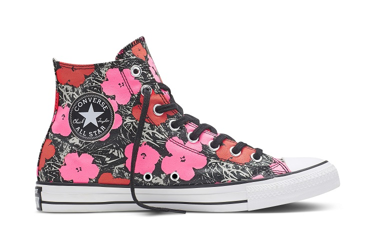 Converse x Andy Warhol Spring 2016 Collection-2