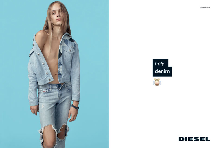 DIESEL SS16 Campaign-4