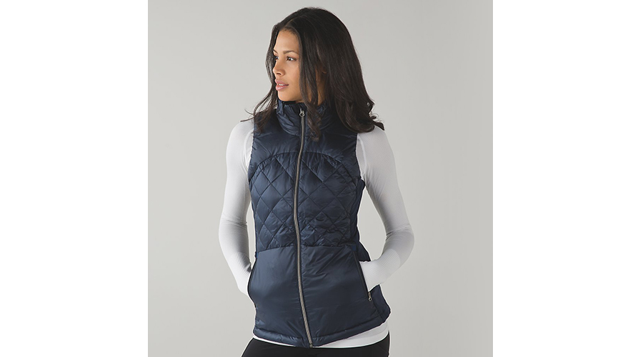 Lululemon Down For A Run Vest, $138