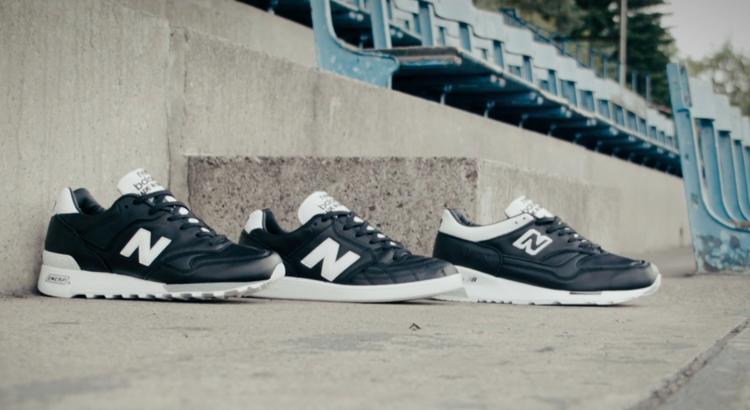 New Balance Presents 'Made in UK' Football Pack | Sidewalk
