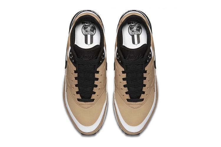 Nike Air Max Classic BW Featuring Vachetta Tan Leather