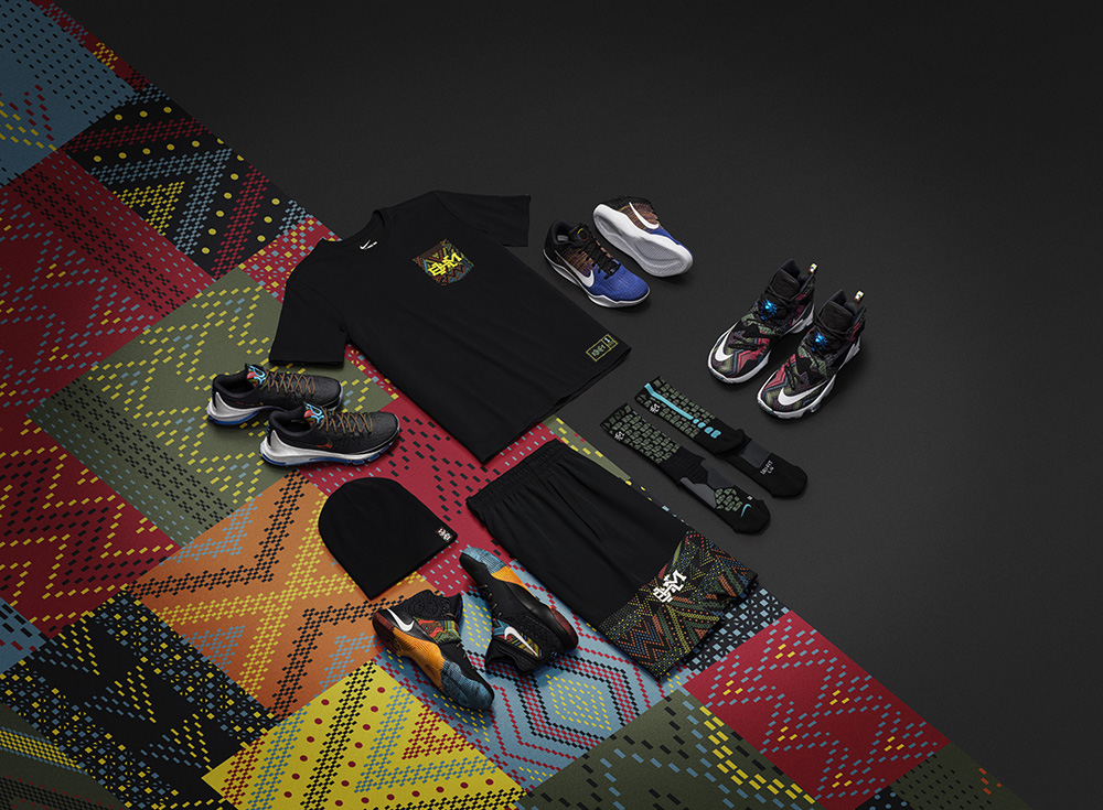 Nike Black History Month Collection 2016