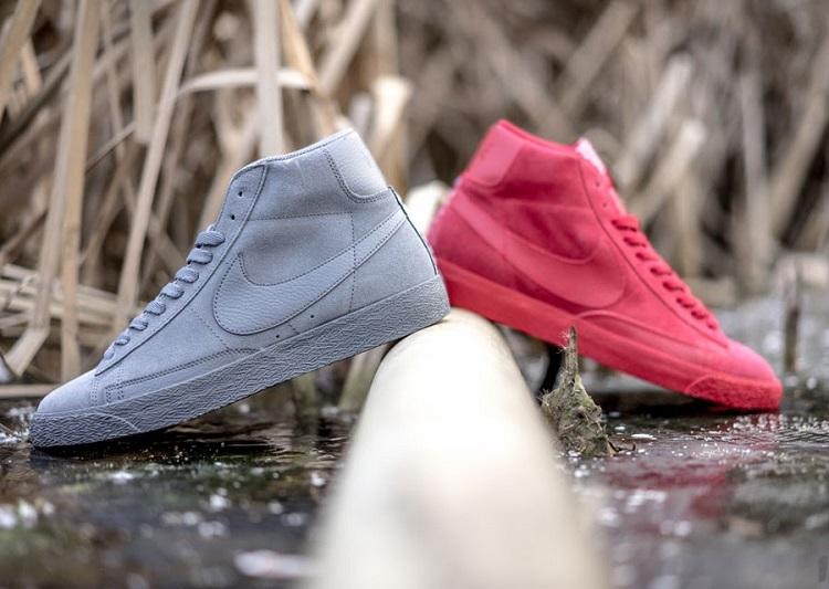 Nike Updates The Blazer Mid-3