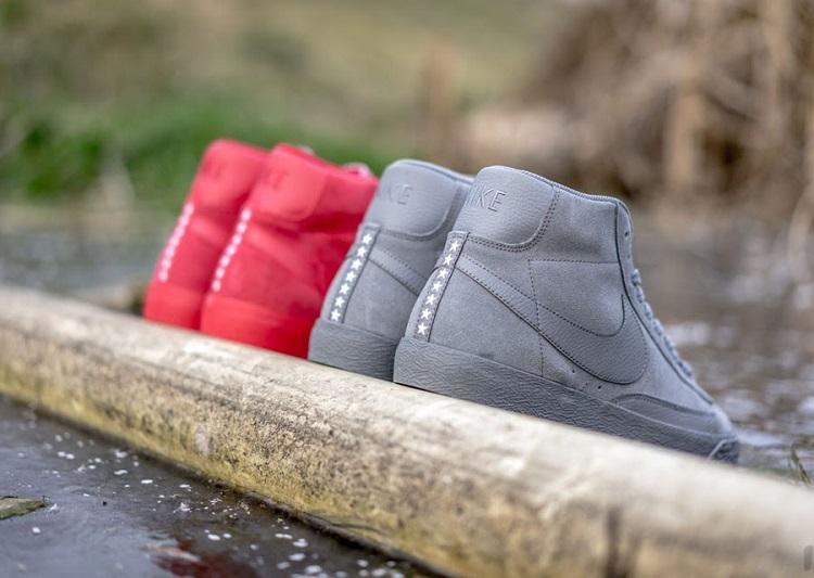 Nike Updates The Blazer Mid-4