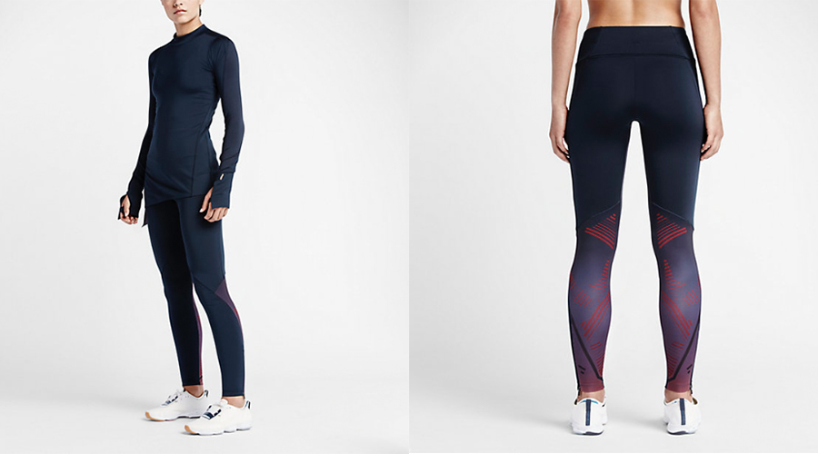 NikeLab Pro Hyperwarm Training Tights, $140