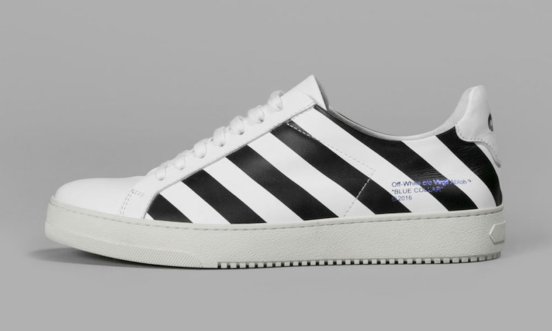 OFF-WHITE Diagonals Sneaker-2