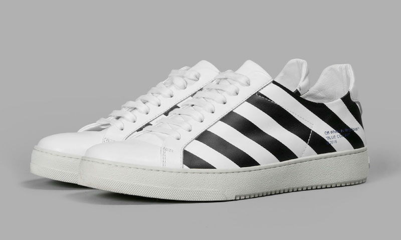 OFF-WHITE Diagonals Sneaker-3