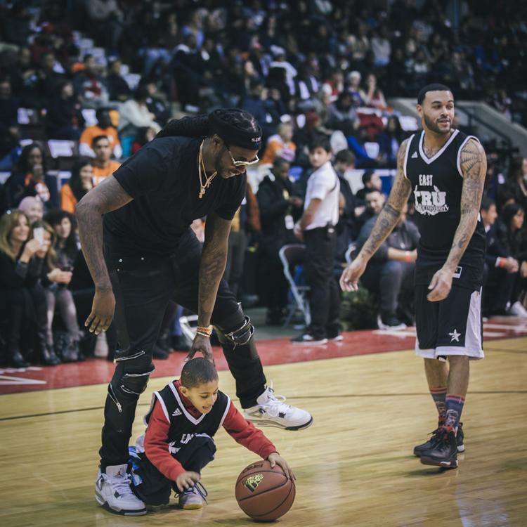 2 Chainz NBA AllStar 2016 Charity Game-4