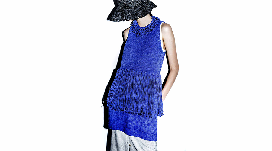 31 Phillip Lim Fringed Tank Dress