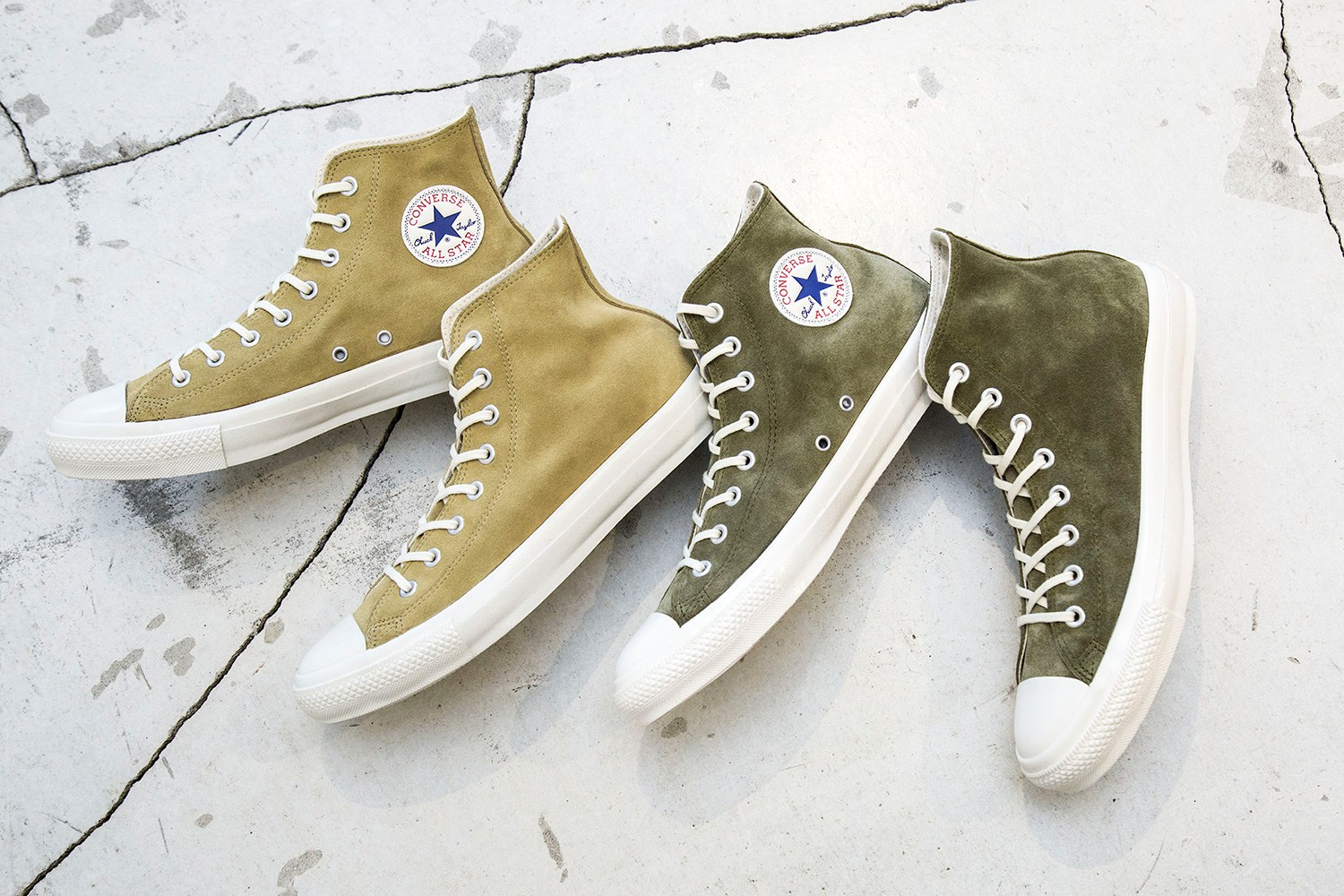 BEAUTY & YOUTH Releases Converse Chuck Taylor All Star