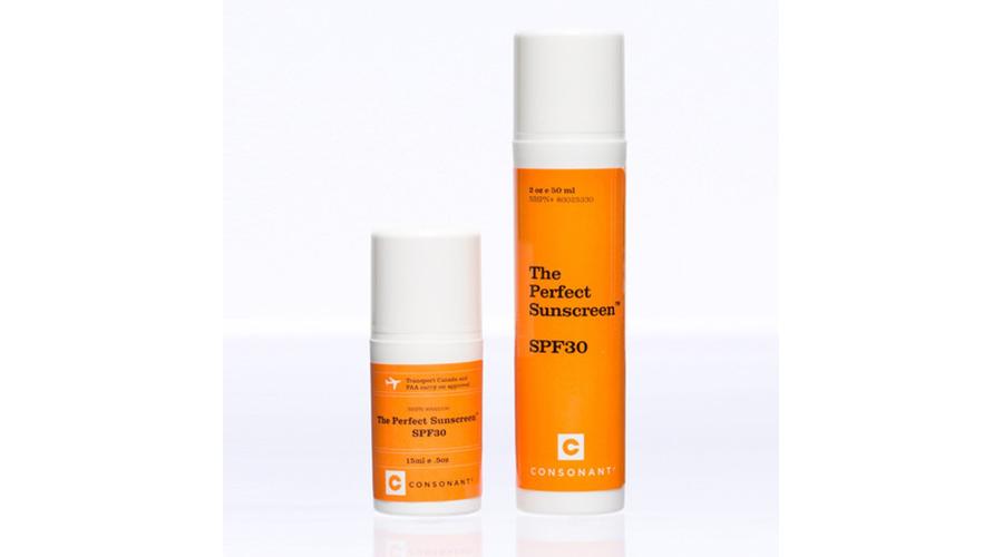 Consonant Skincare The Perfect Sunscreen SPF 30