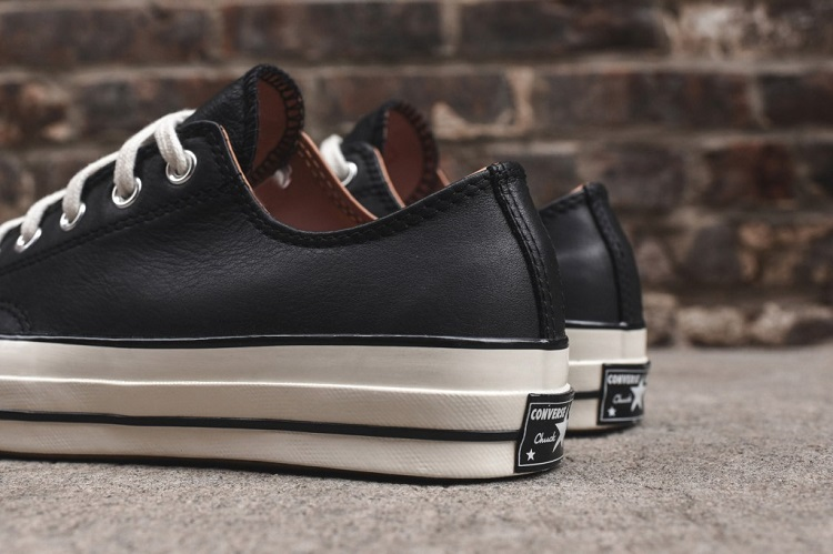 Converse Unveils The Ox Chuck's In Leather-2