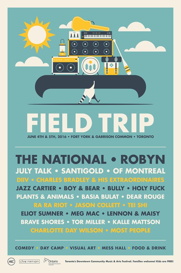 Field Trip 2016