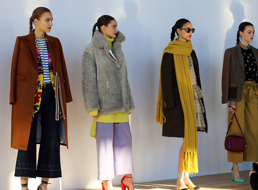 J Crew Fall Winter 2016 NYFW-19