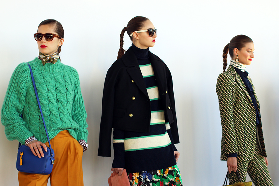 J Crew Fall Winter 2016 NYFW-3