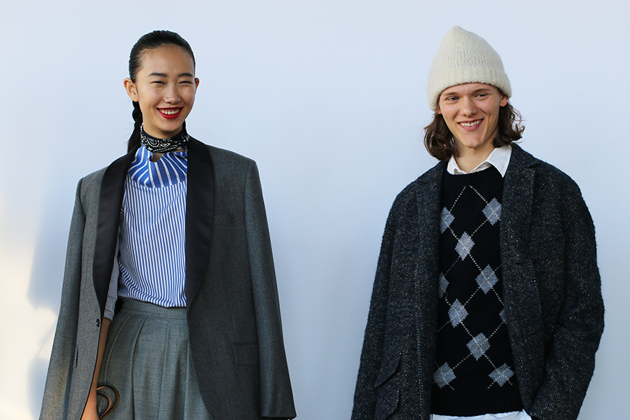 J Crew Fall Winter 2016 NYFW-7