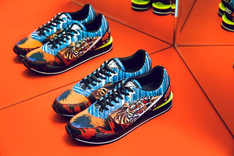 KENZO Spring Summer 2016 Footwear Collection-3