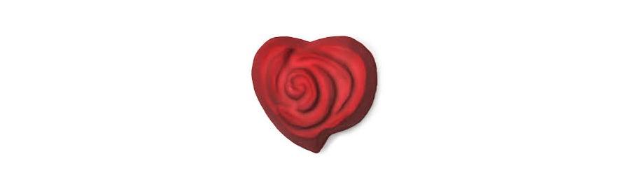 Lush rose Soap