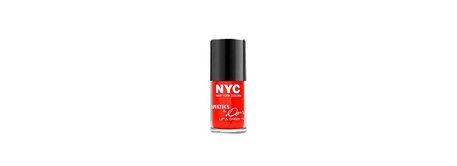 NYC Lovatics by Demi Lip Cheek Tint