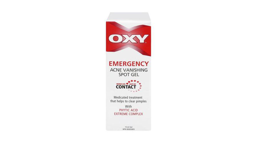 OXY Emergency Acne Vanishing Spot Gel