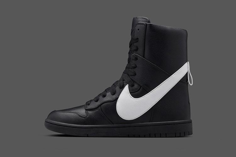 Riccardo Tisci x NikeLab Dunk Lux High-2