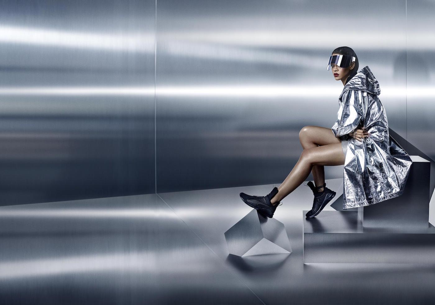 Rihanna X PUMA Fenty-2