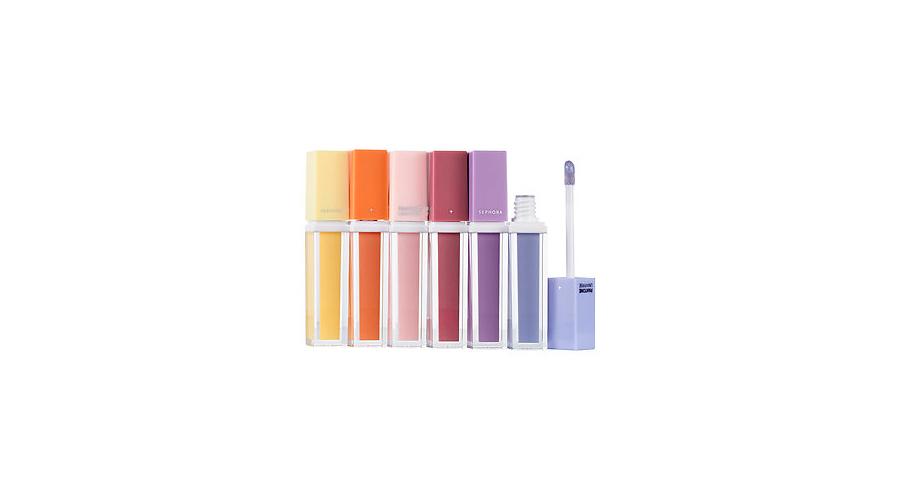 Sephora + Pantone Universe Modern Watercolours Lip Set