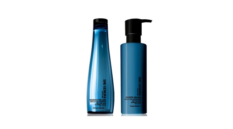 Shu Uemura Muroto Volume Shampoo Conditioner