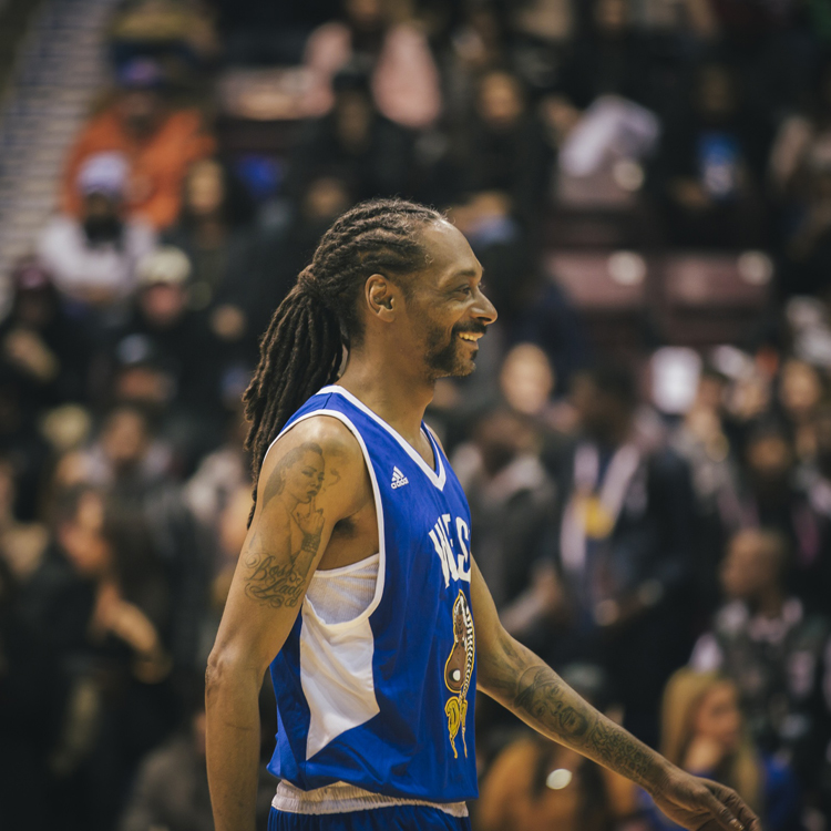 Snoop Dogg NBA AllStar 2016 Charity Game-2