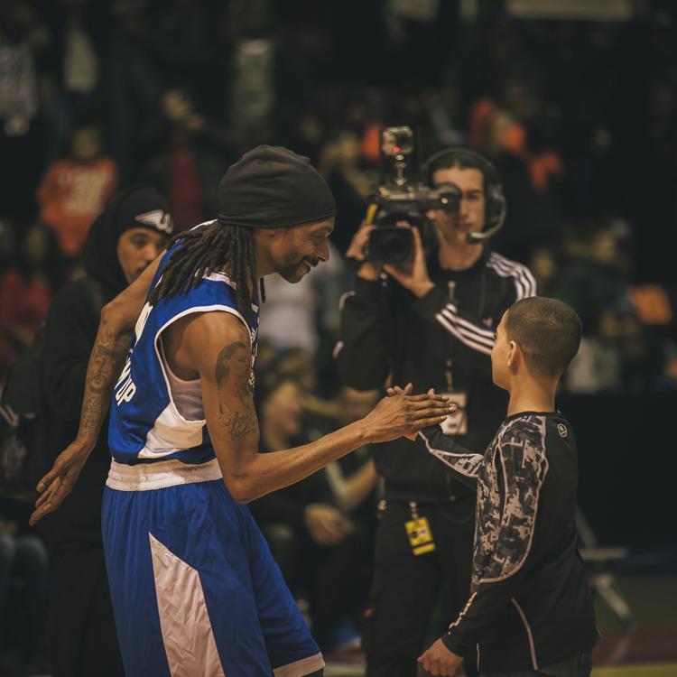 Snoop Dogg NBA AllStar 2016 Charity Game-3