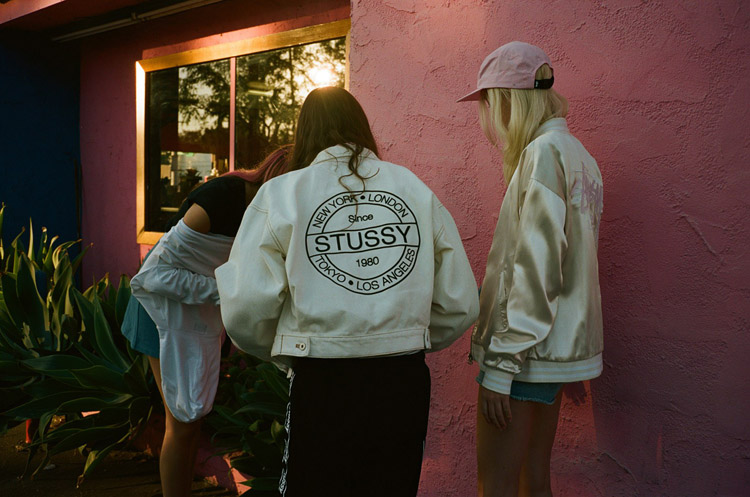Stussy Women Japan SS16 Lookbook-7