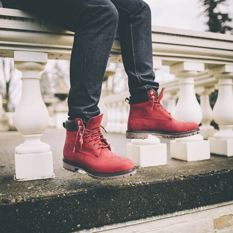 Timberland Red 6 Special Make-Up Boot-2