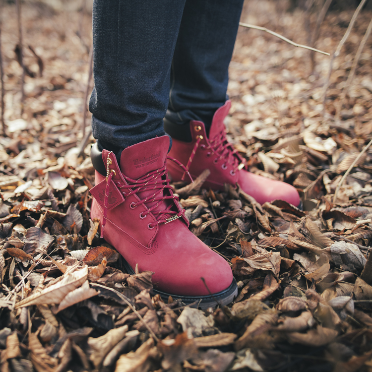 Timberland Red 6 Special Make-Up Boot-3