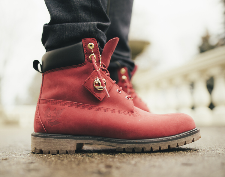 Timberland Red 6 Special Make-Up Boot